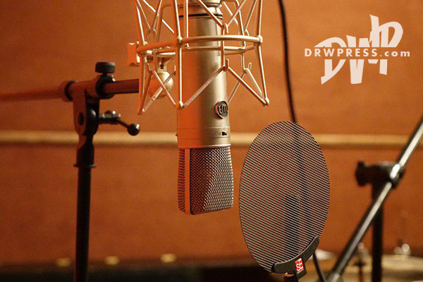 drwpress audio studio 2 - درباره گوینده نریشن رویا وردپرس