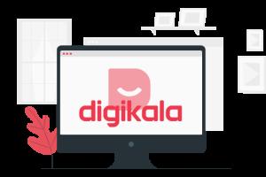 طراحی سایت مشابه دیجی کالا, طراحی سایت دیجی کالا, دیجیکالا, طراحی سایت, طراحی وب سایت, فروشگاه اینترنتی, رویا وردپرس