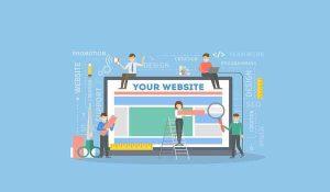 چگونه سایت بسازیم,چگونه سایت طراحی کنیم ,چگونه یک سایت حرفه ای بسازیم,ساختن سایت چگونه است,نحوه ساخت سایت,رویا وردپرس